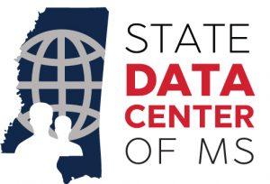 Logo for the State Data Center of Mississippi