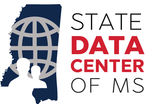 Logo for the State Data Center of Mississippi