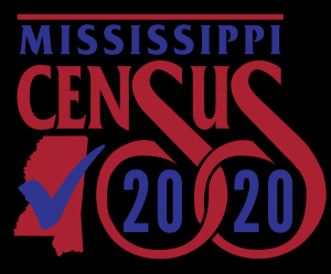 Mississippi census logo